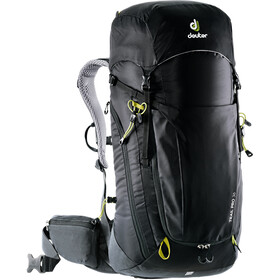 Deuter Trail Pro 36 Selkäreppu, black-graphite